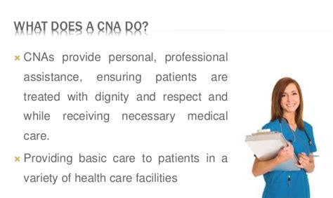 what does a cna do applecool info
