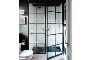 Bathroom Suction Mirror Metal Framed Windows
