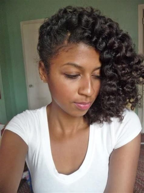 black hairstyles curls to the side 23 pretty hairstyles for black women 2015 styles weekly