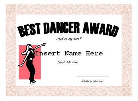 10 funny certificate templates free word pdf documents