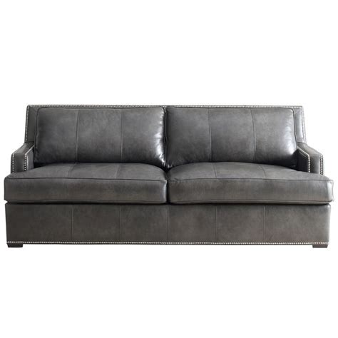 ethan allen leather couches carlton leather sofas ethan allen us livingroom ideas