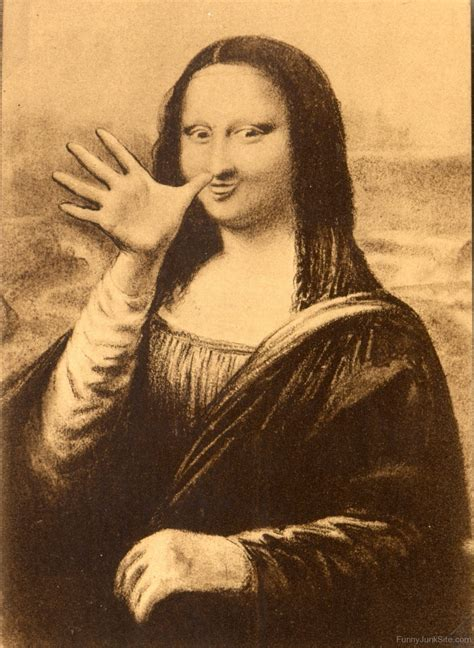 is lisa on la hair a man funny mona lisa pictures 187 mona lisa in funny pose