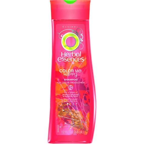 good shoo at walmart for color treated hair conditioner for color treated hair at walmart herbal