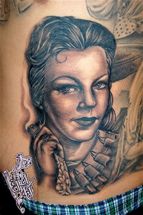 big gus tattoo shop with bullets by big gus tattoonow