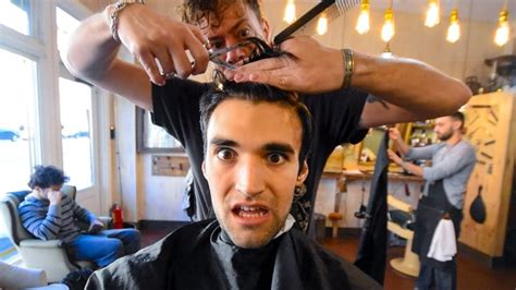 cheap haircuts in nyc living cheap in nyc the free haircut youtube