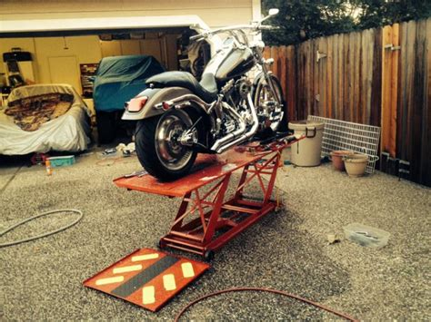 seeking a harbor freight motorcycle lift table coupon 299