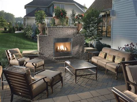 cheap gas diy outdoor fireplace designs patio