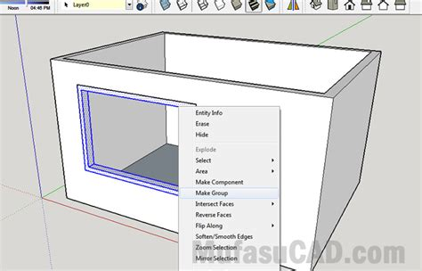 tutorial sketchup pemula 58 tutorial membuat desain rumah menggunakan google
