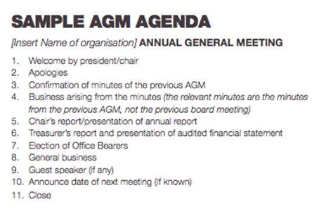 Condo Agm President039s Report Template