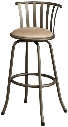 Where To Buy Animal Leg Bar Stools by Poundex Swivel Barstool With 24 Inch Height Or 29