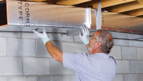Build A Custom Home Online by Duct Insulation On The Rise In Retrofit 2013 10 21