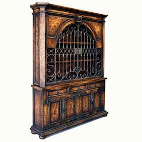 old world dining room furniture hand painted hutches old world hand painted furniture dining room