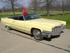1969 Cadillac Convertible 1969 Cadillac Convertible