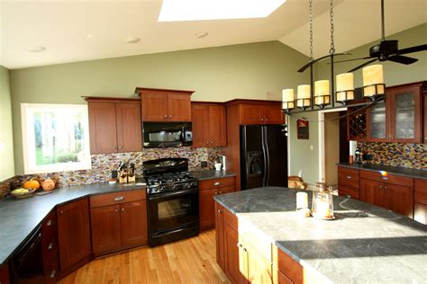 what is the area above kitchen cabinets called kitchen cabinet design ideas photos and descriptions