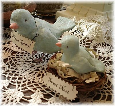 Paper Clay Crafts - best 25 clay birds ideas on bird ornaments
