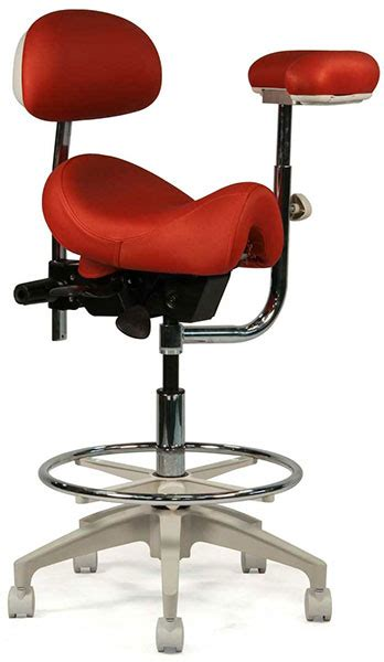 Crown Seating Saddle Stool by Crown Seating Durango Dental Assistant Western Saddle