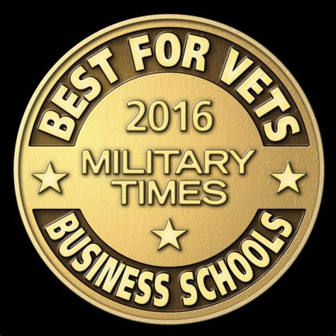Umsl Mba Scholarships by Business Graduate Programs Named Among Best For Vets