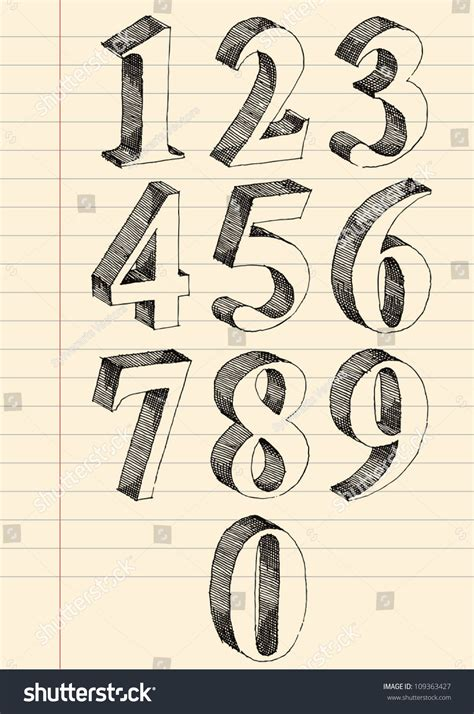 Drawing Numbers drawing pictures drawing pictures with numbers