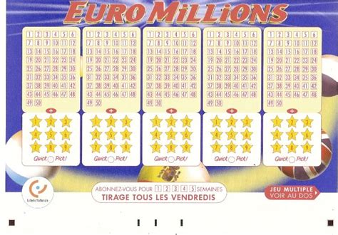 Euromillion Grille by Millions Page 4