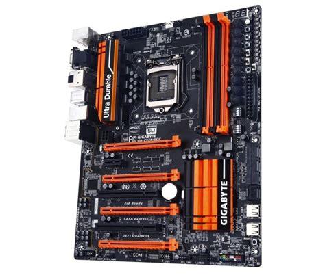 Motherboard Gigabyte H81ds2 Onboard Vga Lga Soc 1150 gigabyte ga z97x soc socket 1150 vga dvi hdmi displayport 8 channel audio atx motherboard ebuyer