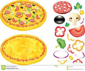 Gallery images and information pizza ingredients