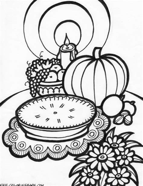 free coloring pages for thanksgiving to print free thanksgiving coloring pages coloring kids