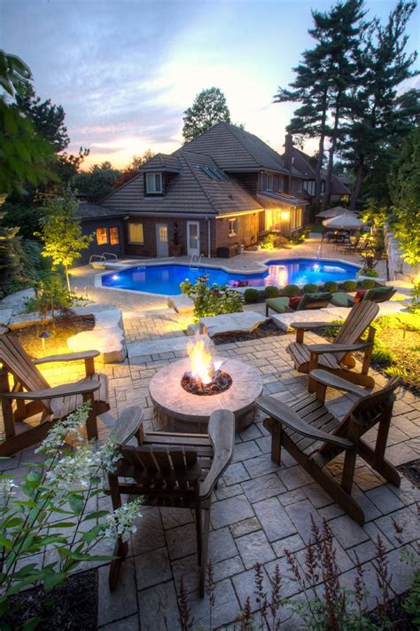 backyard patio ideas with pit pit ideas patio patio transitional with adirondack