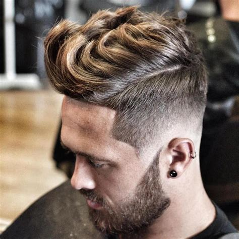 hairstyles for long hair quiff 55 new men s hairstyles haircuts 2016