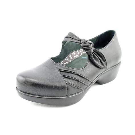 shop dansko womens ainsley nappa dress shoes