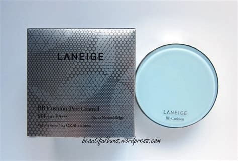Refill Laneige Bb Cushion review laneige bb cushion pore beautifulbuns