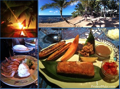 mamas fish house lunch menu the best hawaii restaurants to eat at top 10 hawaii places to eat
