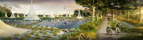 by 2050 urban buildings that breathe and adapt greenbiz 2050 ultra flood plain ayutthaya lower chao phraya basin