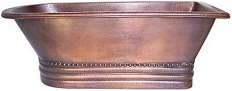 mexican copper bathtubs copper bathtubs mexican sinks tiles and copper sinks