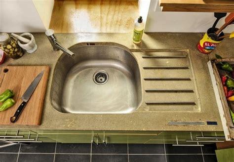 How To Do Cement Countertops by How To Make Diy Concrete Countertops Bob Vila