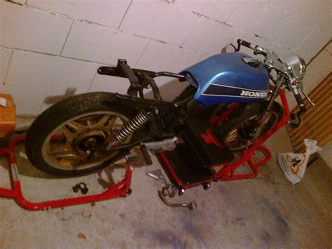 Motorrad Fu Rasten Verlegen by Welche Fu 223 Rasten Habt Ihr An Eurer Cb400n