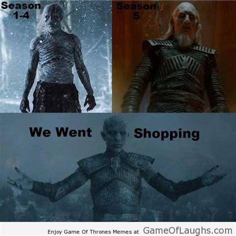 White Walkers Meme - 118 best images about game of thrones on pinterest seasons ned stark and khal drogo