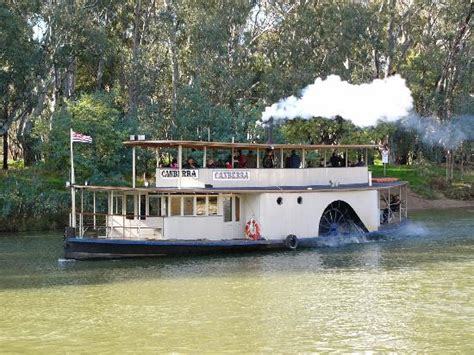 paddle boats canberra ps canberra echuca australia address phone number