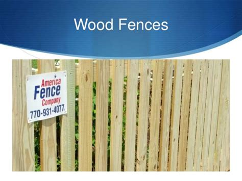america s backyard fence america fence types of fences for your home