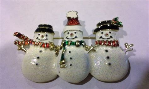 Snowman Glitter L Snowman Snowmen Glitter Enamel Pin Winter From