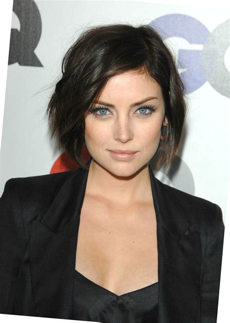 Jessica Stroup Hairstyle   TAAZ Hairstyles