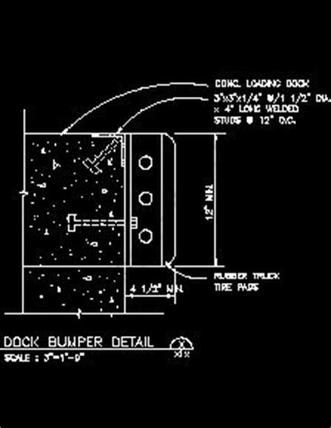 Vehicular Equipment Sample Drawings