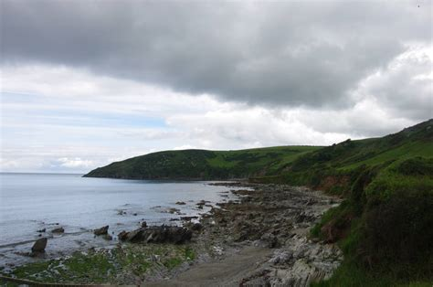 Wallace At Bay south west coast path national trail stage 23