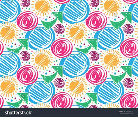 svg marker pattern vector colorful seamless pattern marker texture stock