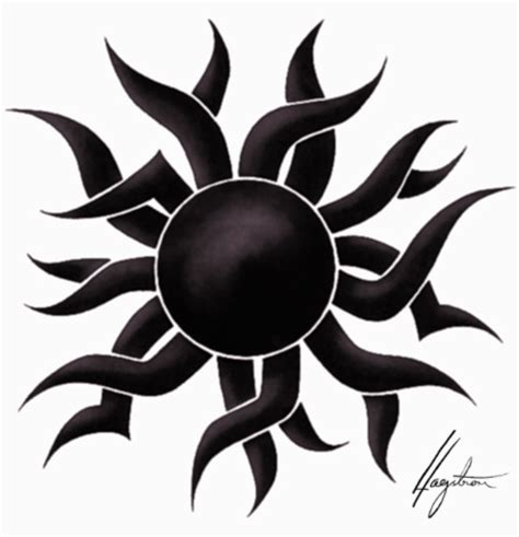 black sun by mikehagstrom on deviantart