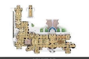 floor mansion mega house plans mega mansions floor plans greystone mansion first floor plan floorplans