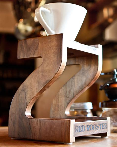Hand.built Coffee Drip Stand