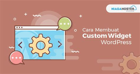 cara membuat widget youtube di wordpress cara membuat widget wordpress kustom niagahoster blog