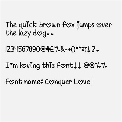 my fonts conquer font android only say it pretty fonts fonts - Pretty Fonts For Android