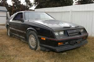 Dodge Daytona Turbo Z 1987 Dodge Daytona Turbo Z 100 Obo Turbo Dodge