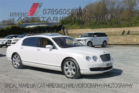 bentley wedding bentley flying spur wedding car white wedding car